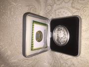 Продам серебряную монету