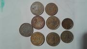 Монеты 20копеек1993